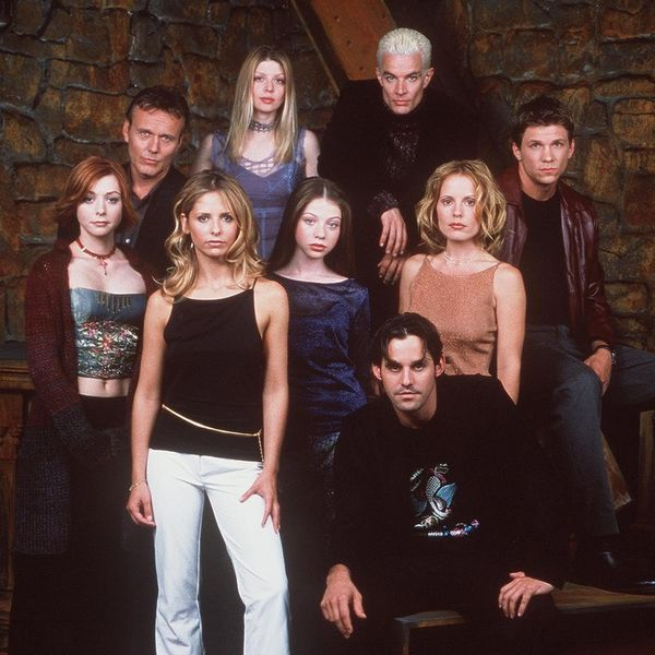 Find Out Where All the Stars of Buffy the Vampire Slayer Are Now