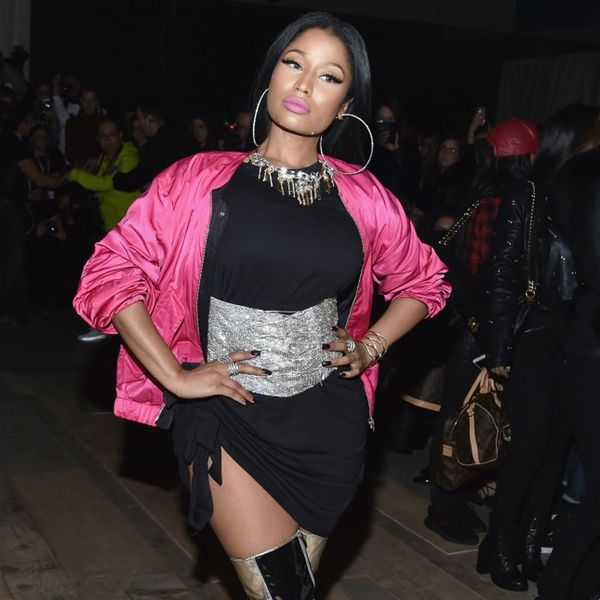 Nicki Minaj Finally Responded to That Remy Ma Diss Track