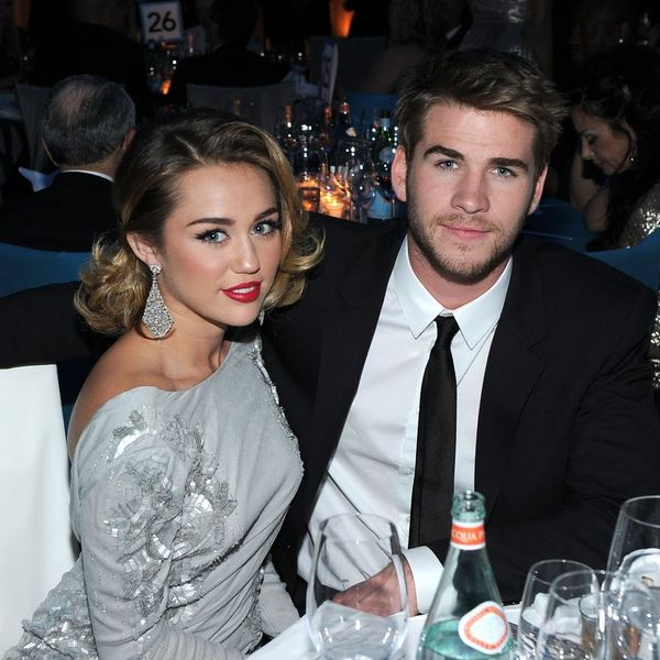 OMG! Miley Cyrus' Dad May Have Just Revealed That She and Liam Hemsworth Got Married