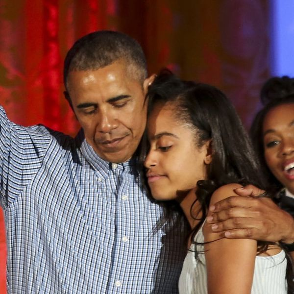 Barack Obama Is Now More #DadGoals Than Ever
