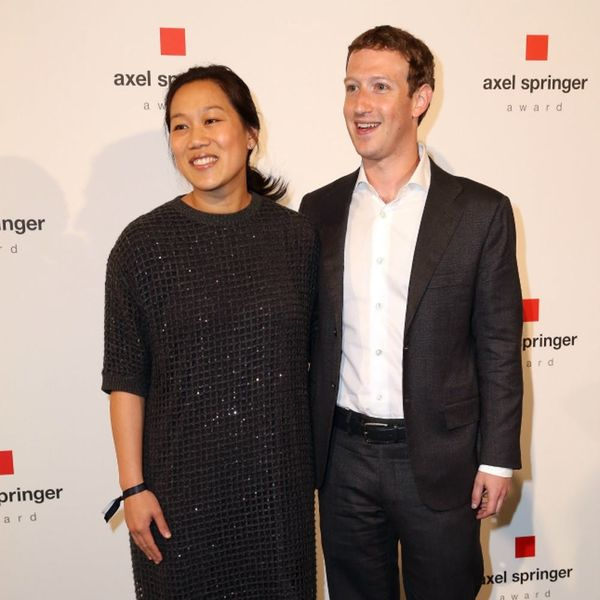 Mark Zuckerberg and Priscilla Chan Are Expecting Their Second Baby