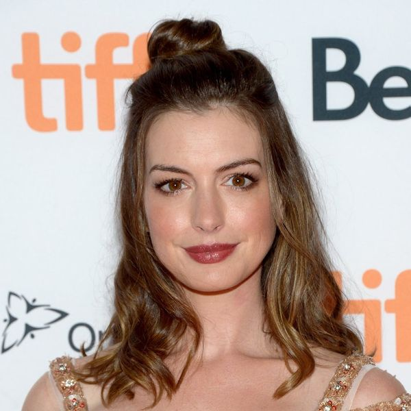 Anne Hathaway Shared the First Snap of Her Son on Social Media for the Best Reason