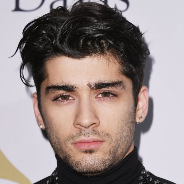 Zayn Malik Is Catching Heat for This Photo of Him in Cornrows