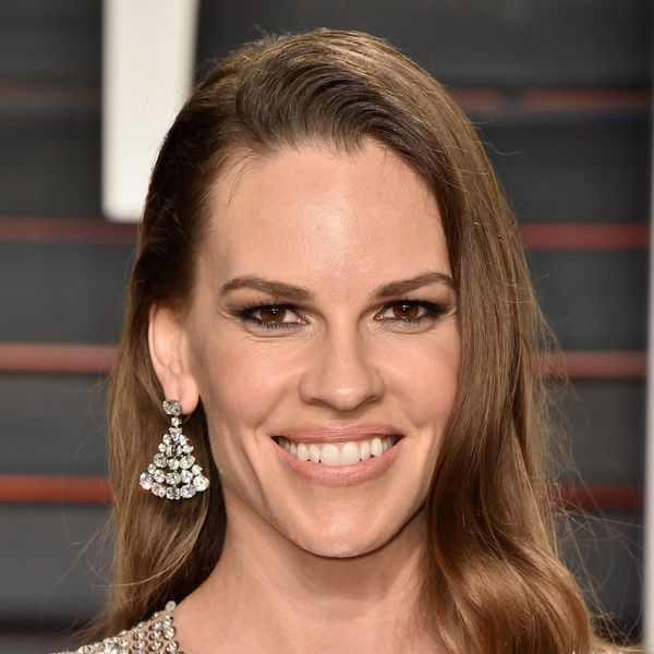 Ladies and Ladies: Hilary Swank Wants to Share Your Story