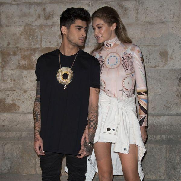 People Think Zayn Malik Got *This* Tattoo for Gigi Hadid