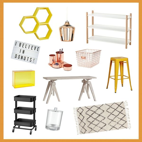 3 Ways to Organize + Style Your Craft Room for Spring