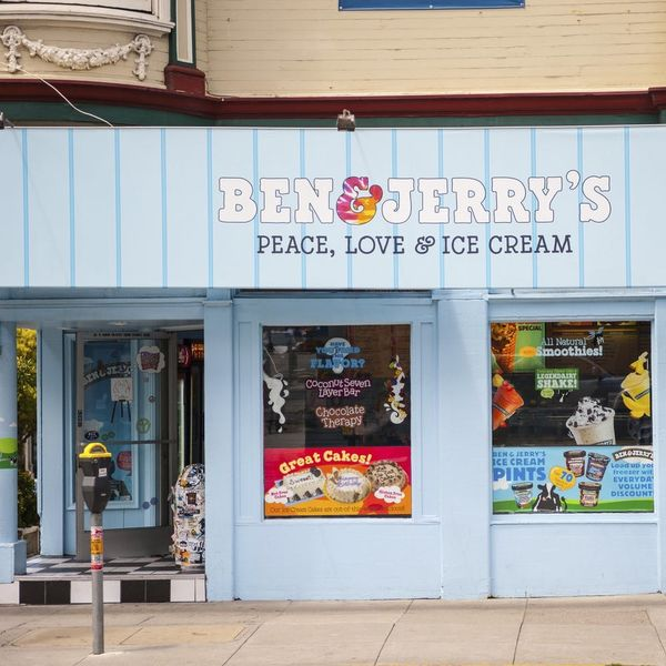 Drop Everything: It's Ben & Jerry's Free Cone Day!