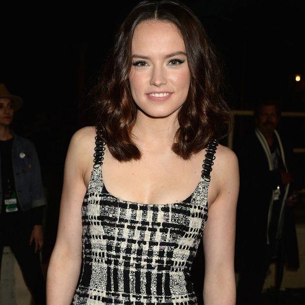 Star Wars' Daisy Ridley Just Got the Best Birthday Present Ever