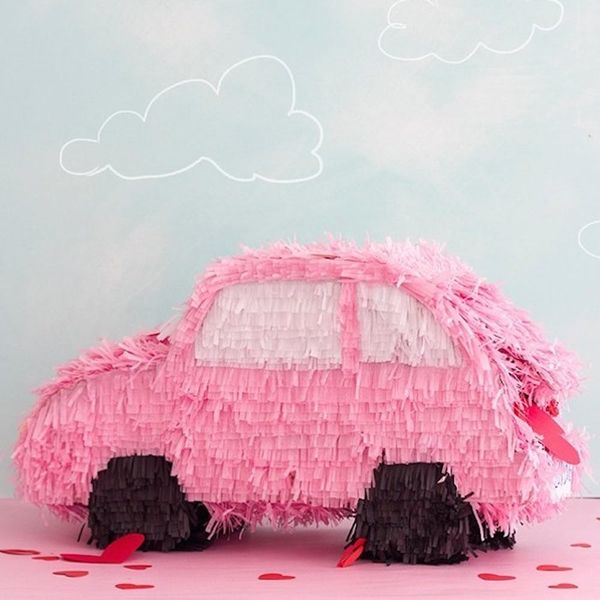 16 DIY Piñatas to Keep the Party Going This Spring