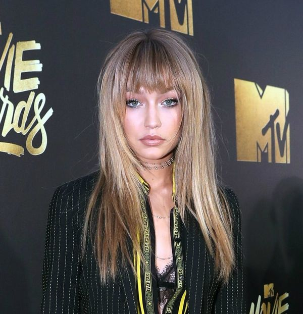 Gigi Hadid Just Debuted New Bangs — But Are They Real?!