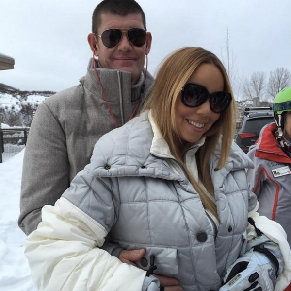 You Won't Believe What Mariah Carey Eats on Her Pre-Wedding Diet