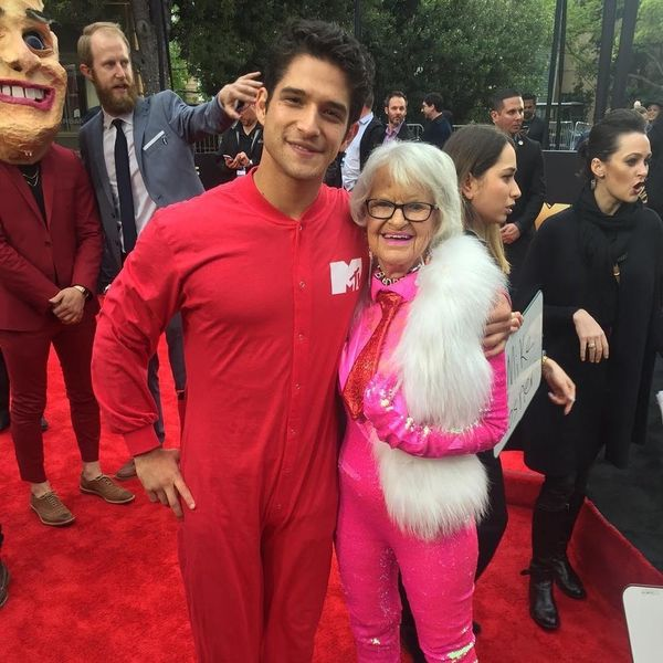 Get a Peek Behind-the-Scenes of the 2016 MTV Movie Awards