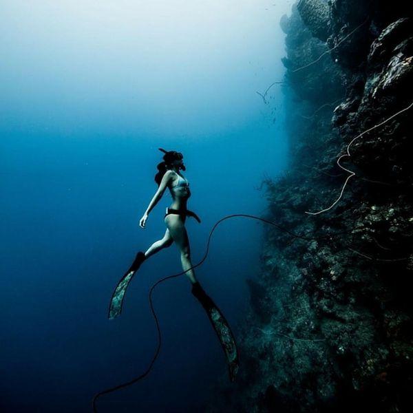 Meet the Real Life #GirlBoss Mermaid Who Rules the Ocean + Instagram