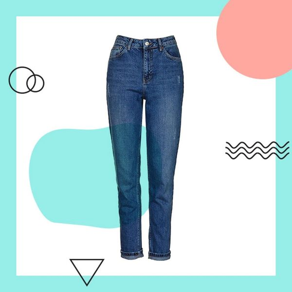 3 Ways to Look Chic in Mom Jeans