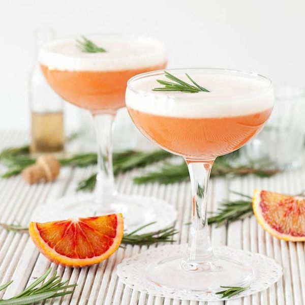 Red Russian With Rosemary Simple Syrup is one of 14 refreshing cocktail recipes
