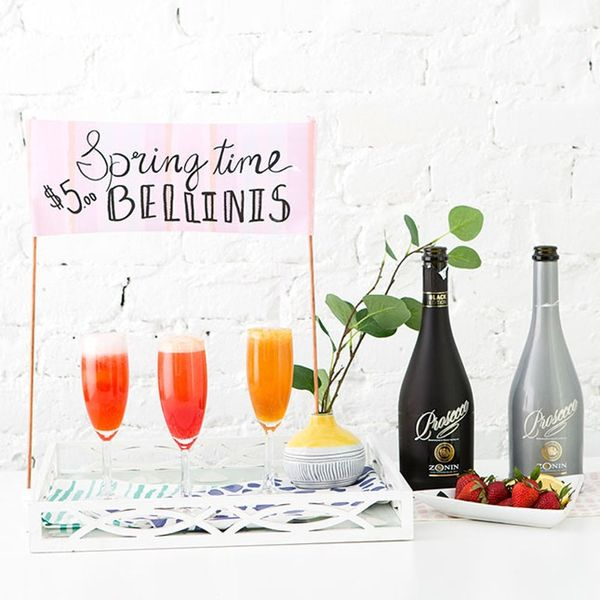 How to Make Fruit Bellini Recipes for Spring