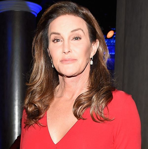 Caitlyn Jenner Trying on a Wedding Dress Will Make You Cry