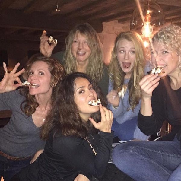 Morning Buzz! Blake Lively and Salma Hayek Are the Squad We Never Knew We Needed + More