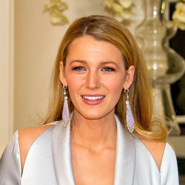 Blake Lively's Subtle Nail Art Will Be Your Summer Go-To