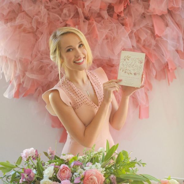 Get a Behind-the-Scenes Look at This Pitch Perfect Star's Wedding Planning