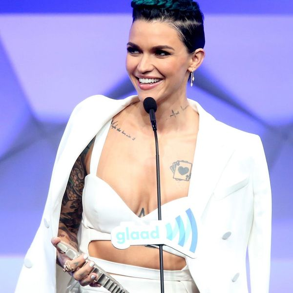 Ruby Rose's Advice Will Get You Through Your Next Bad Day
