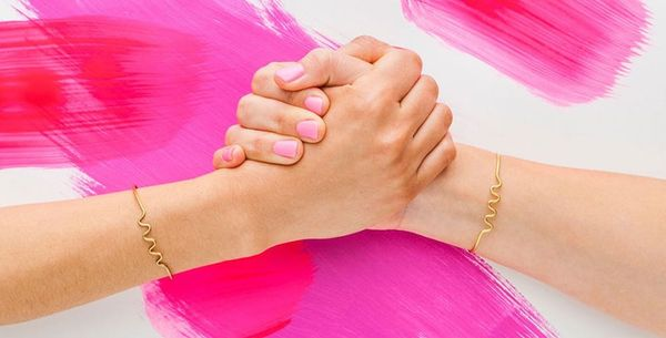 You'll Want to Gift These Brass Bracelets to All Your Girlfriends