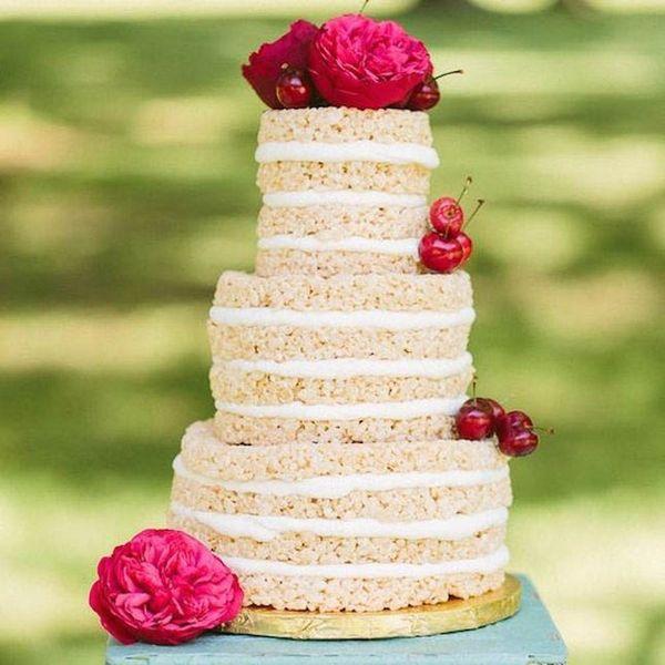 13 Alternative Wedding Cake Ideas