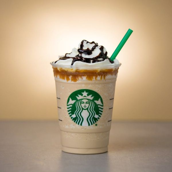 Starbucks' Caramel Cocoa Cluster Frappuccino is BACK… But Not For Long!