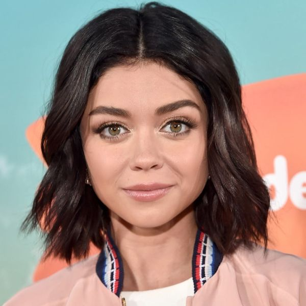 Sarah Hyland Just Got a Dirty Dancing Inspired Makeover