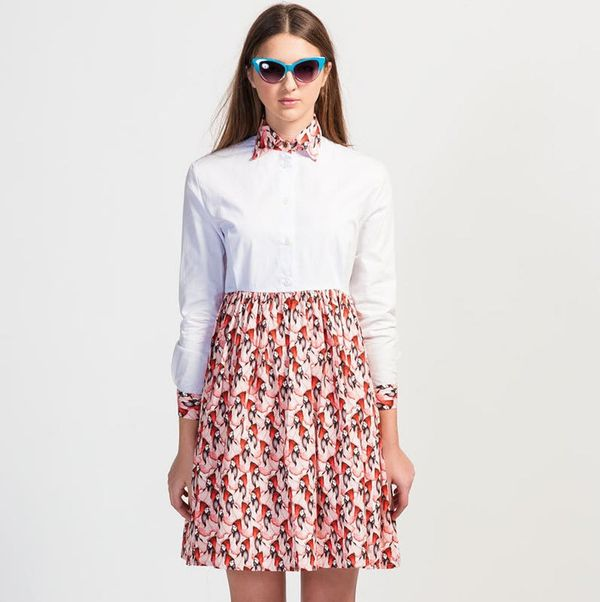 15 Clever Tops and Dresses That Do All the Layering for You