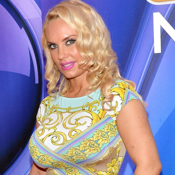 Coco Austin And Her 4-Month-Old Daughter Are ALREADY Totally Twinning