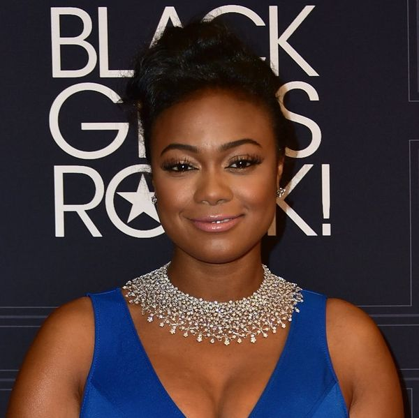 Tatyana Ali Debuts Baby Bump AND Totally Non-Traditional Engagement Ring