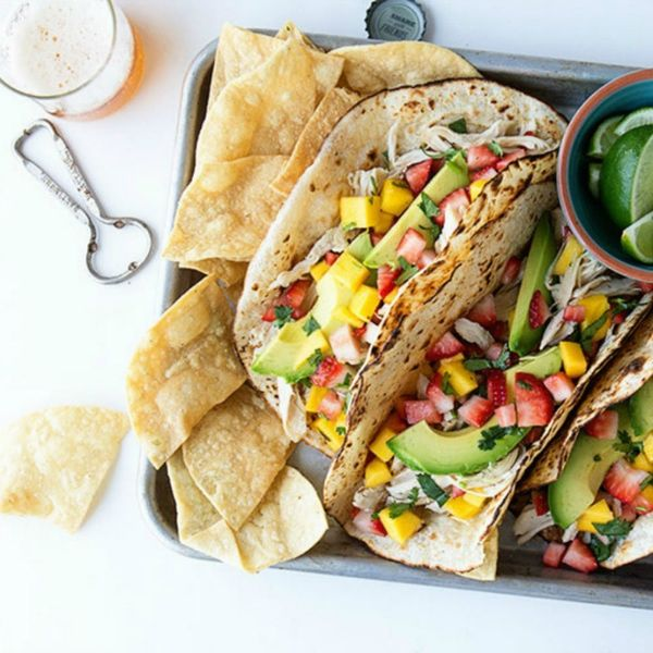 Easy Recipes for Cinco de Mayo and Other Spring Fiestas