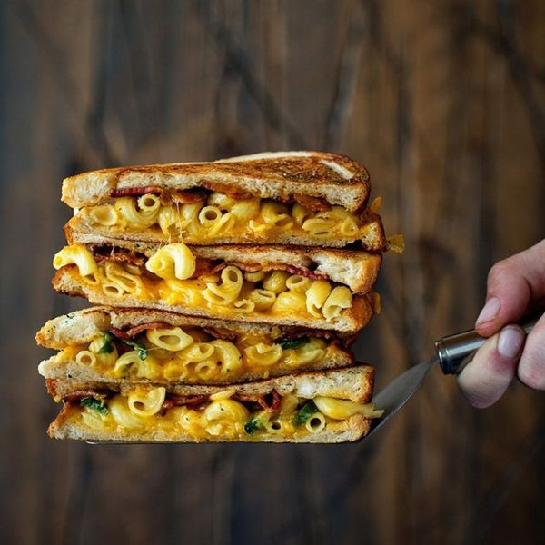 30 *Insane* Grilled Cheese Recipes to Keep You Cheesing All Month