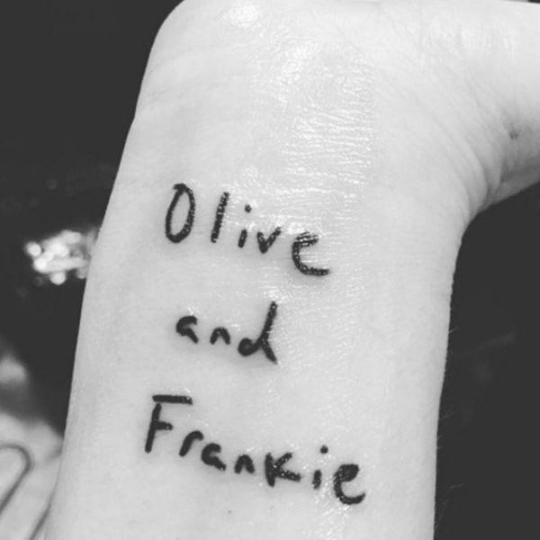 Check Out Which Celeb Just Got the Most Adorable Tattoo