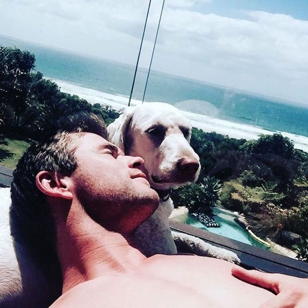 10 Hot Guys + Their Just-as-Cute Pets