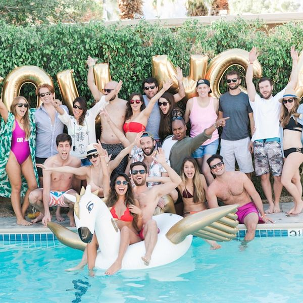 How to Throw the Ultimate 30th Birthday Party Like You're in Palm Springs