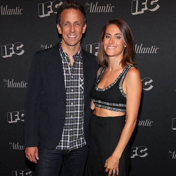 Seth Meyers' Creative Baby Name Is a Sweet Tribute to the Women in His Family
