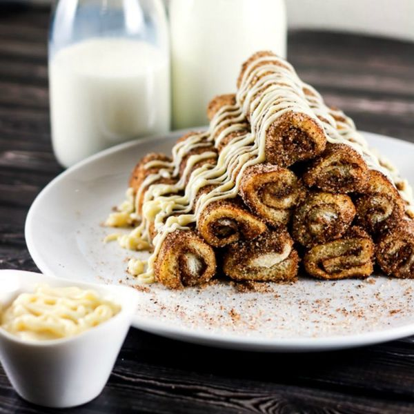 Your Spring-Break Breakfast-in-Bed: French Toast Roll-Ups Recipe