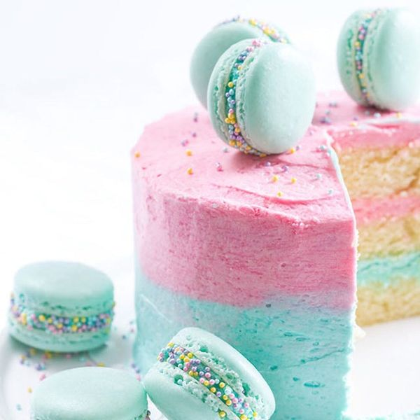 21 Gorgeous Baby Shower Cake Ideas for Spring