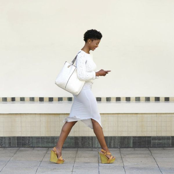 You'll Never Text and Walk Again After Reading This