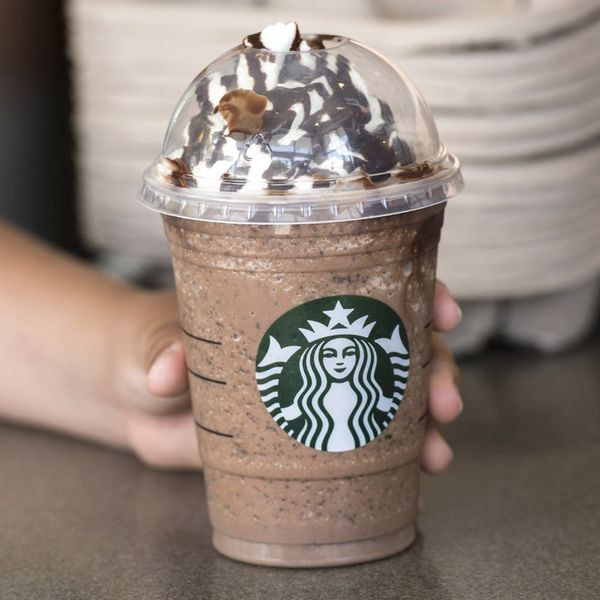 At This Starbucks You Can Get a Drink That's Basically a Boozy Starbucks Frappuccino