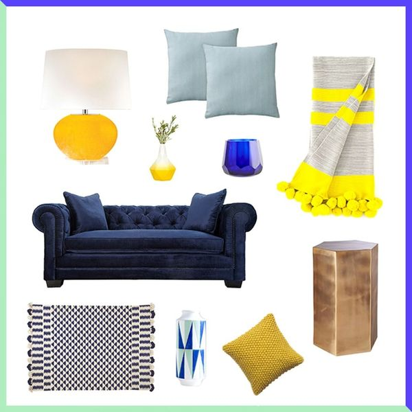 3 Spring Color Palettes to Really Make Your Living Room POP