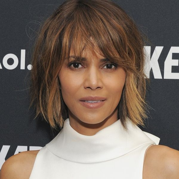 Halle Berry's First Ever Instagram Will Give You All the Hair + Vacation Goals