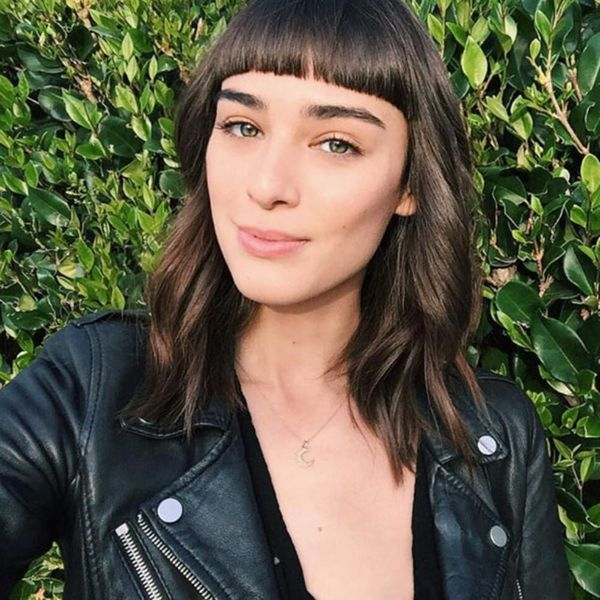 13 Hairstyles That'll Make You Want Bangs ASAP