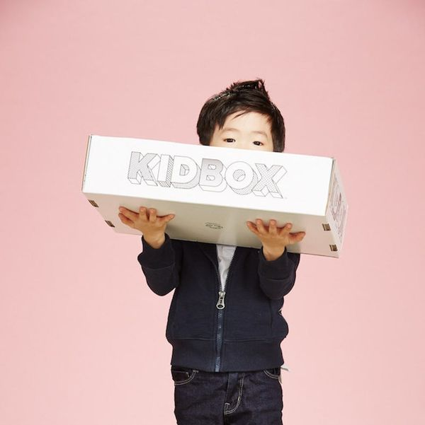 Kidbox Is Your New Favorite Charitable, On-Demand Kids' Clothing Line