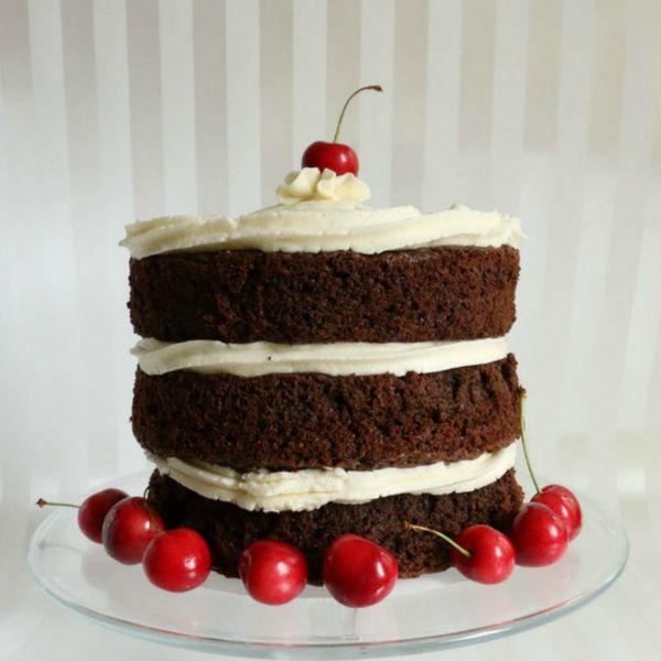Homemade Black Forest Cake, Plus Some Boxed Cake Hacks