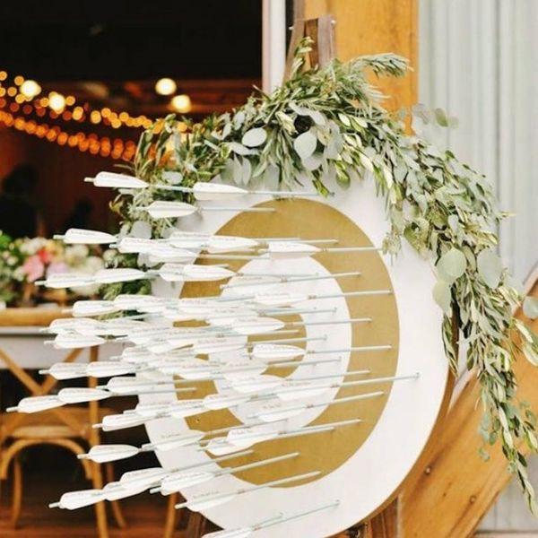 20 Unique Wedding Seating Chart Displays