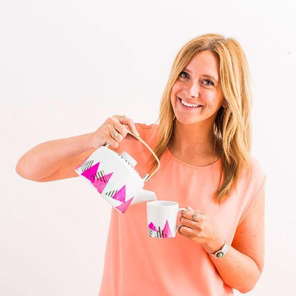 This DIY Tea Pot Will Make You Want to Throw a Tea Party