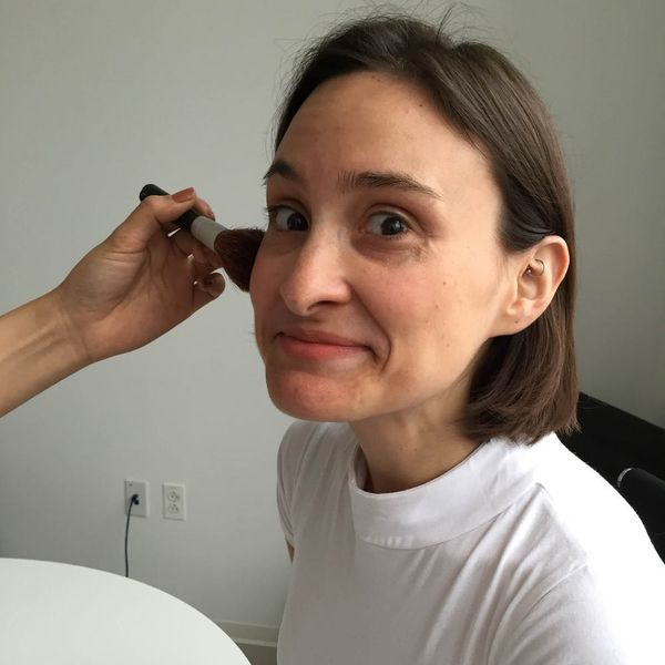 What Happened When I Wore a Full Face of Makeup for the First Time… At Age 30
